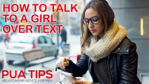 How To Talk To A Girl Over Text